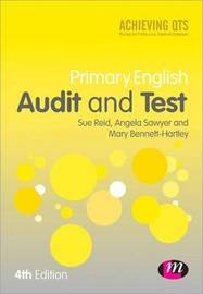 Primary English Audit and Test by Sue Reid