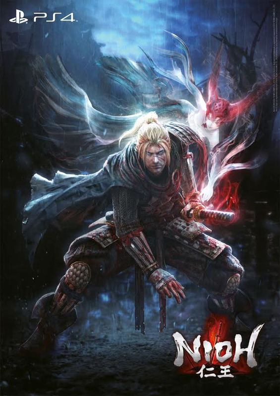 Nioh Poster!   at Mighty Ape NZ