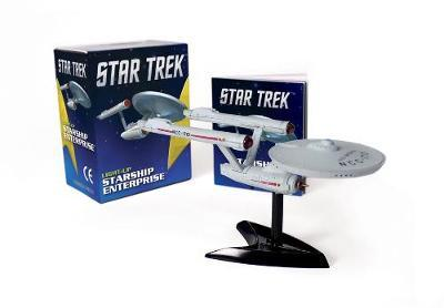 Star Trek: Light-Up Starship Enterprise by Chip Carter