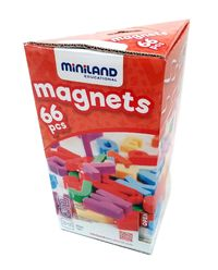 Miniland Magnetic Capital Letters (62 pcs) image