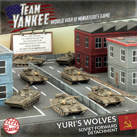 Team Yankee -Yuri's Wolves