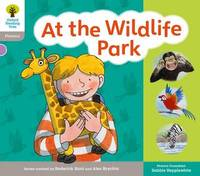 Oxford Reading Tree: Floppy Phonics Sounds & Letters Level 1 More a At the Wildlife Park by Roderick Hunt
