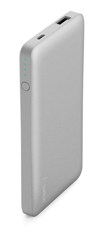 Belkin: Pocket Power - 5K Power Bank (Silver)