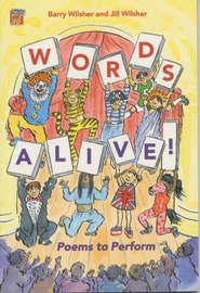 Words Alive! by Barry Wilsher image