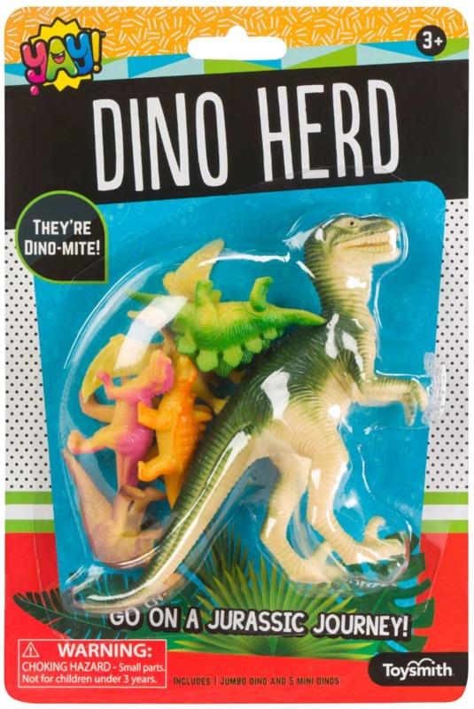 Toysmith: Dino Herd - Figure Set