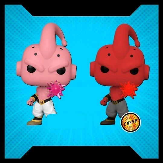 [PRE SOLD-OUT] Dragon Ball Z: Kid Buu (Kamehameha) - Pop! Chase Bundle