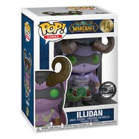World of Warcraft: Illidan - Pop! Vinyl Figure