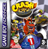 Crash Nitro Kart for Game Boy Advance