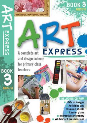 Art Express: Bk. 3 by Julia Stanton image