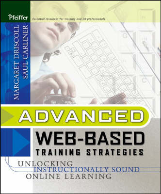 Advanced Web-based Training Strategies by Margaret Driscoll image