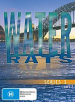 Water Rats - Series 3: Part 1 (4 Disc Set) on DVD