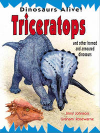 Triceratops by Jinny Johnson image