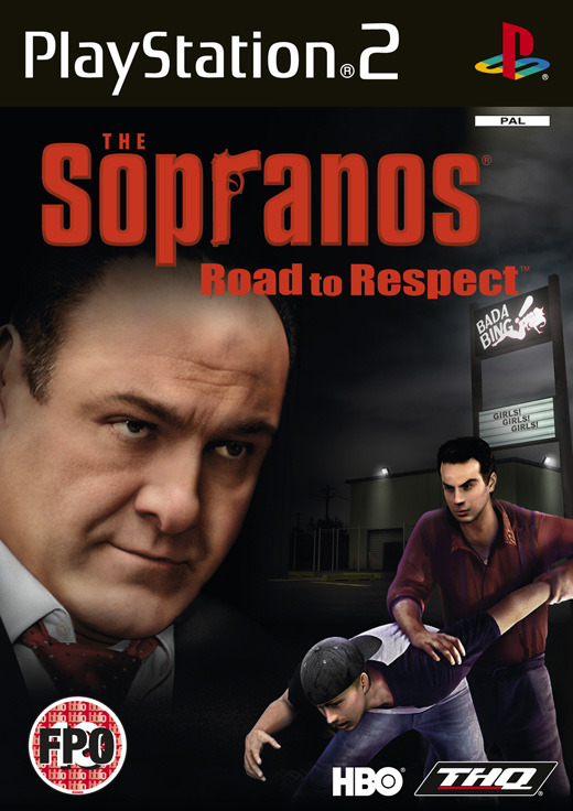The Sopranos for PlayStation 2