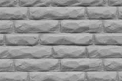 JTT Styrene Pattern Sheets Dressed Stone (2pk) - H0 Scale