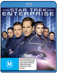 Star Trek Enterprise - The Complete Second Season on Blu-ray