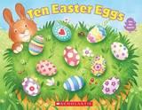 Ten Easter Eggs by Vijaya Bodach