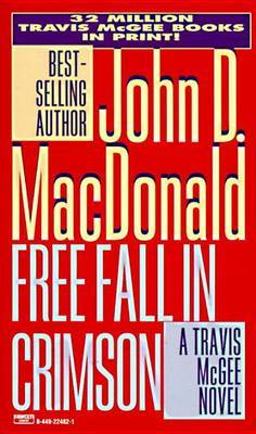 Free Fall in Crimson by John D MacDonald image