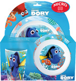 Finding Dory: 3pc Microwave Set