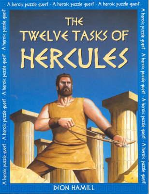 Twelve Tasks of Hercules by Dion Hamill image