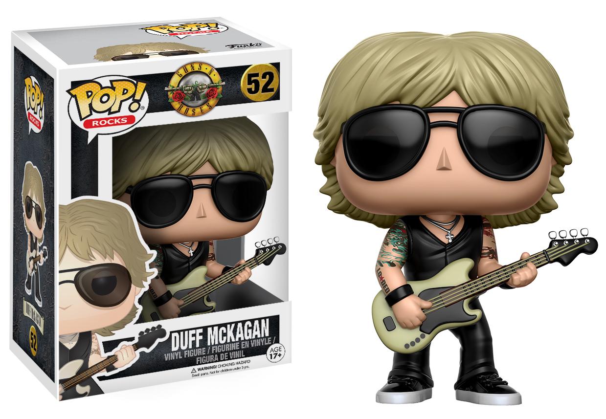 Guns N' Roses - Duff Mckagan Pop! Vinyl Figure image
