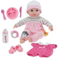 Doll - Gift Set Single Soft Body Girl