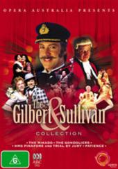 Opera Australia - Gilbert And Sullivan Collection (4 Disc Box Set)