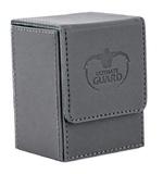 Ultimate Guard: 80+ XenoSkin Flip Deck Case (Grey)