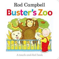 Buster's Zoo by Rod Campbell image