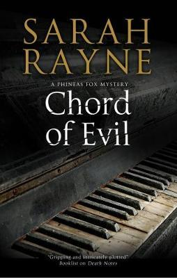 Chord of Evil by Sarah Rayne image
