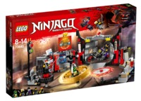 LEGO Ninjago: S.O.G. Headquarters (70640)