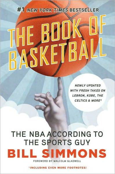 Book of Basketball: The NBA According to the Sports Guy by Bill Simmons image