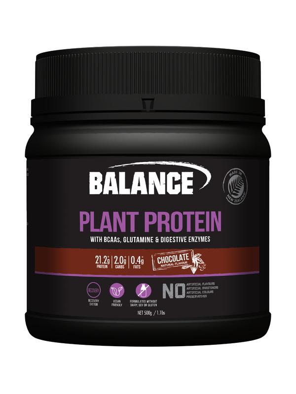 Balance Plant Protein - Chocolate (500g)