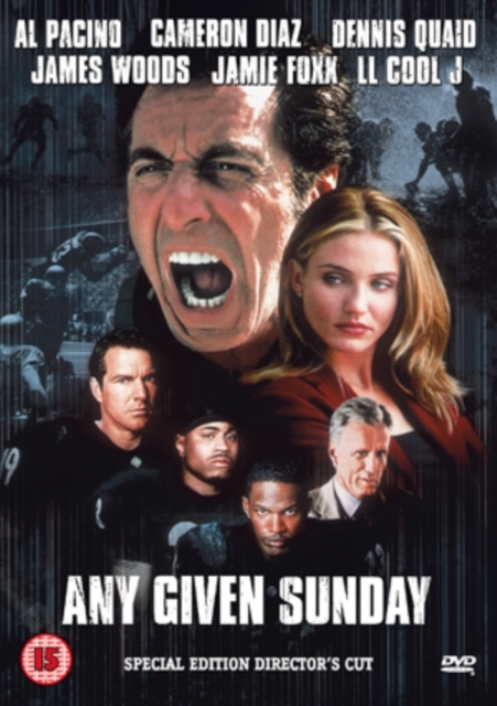 Any Given Sunday on DVD image