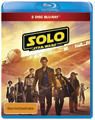 Solo: A Star Wars Story on Blu-ray