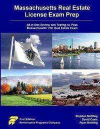 Massachusetts Real Estate License Exam Prep by Stephen Mettling