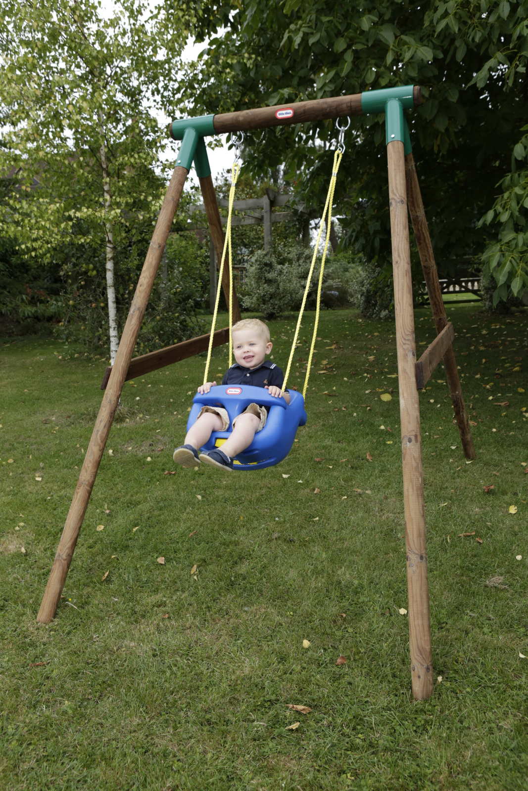 Little Tikes - High Back Toddler Swing image