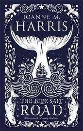 The Blue Salt Road by Joanne M Harris image