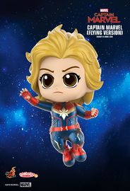 Captain Marvel: Flying Version - Cosbaby Figure