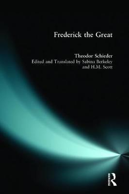 Frederick the Great by Theodor Schieder image