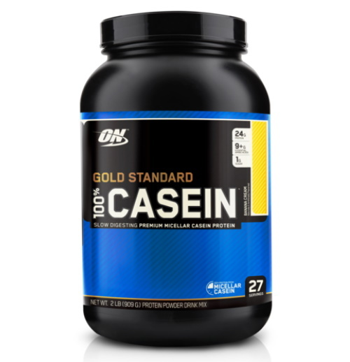 Optimum Nutrition Gold Standard 100% Casein - Banana (907g)