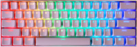 KBParadise V60 The 2 RGB Kailh Box White 60% Hot Swappable Mechanical Keyboard Shiroi White