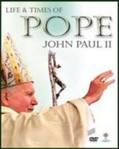 Life And Times Of Pope John Paul II (3 Disc Set) on DVD