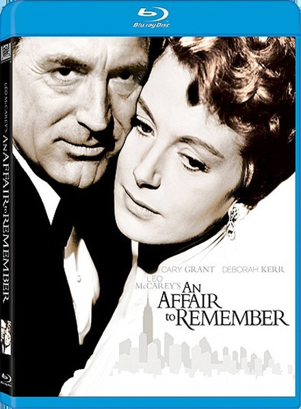 An Affair to Rememeber on Blu-ray