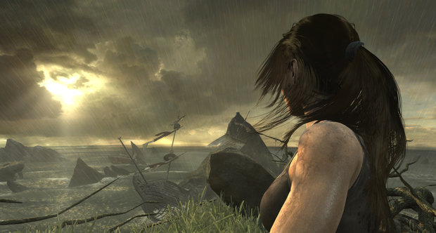Tomb Raider Definitive Edition for PS4 image