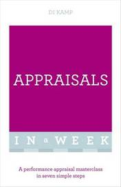 Appraisals In A Week by Di Kamp