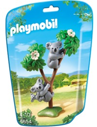 Playmobil: Zoo Theme - Koala Family (6654)