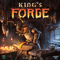 Kings Forge - Board Game