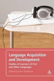 Language Acquisition and Development image