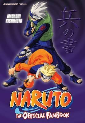 Naruto: The Official Fanbook by Masashi Kishimoto