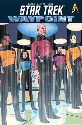 Star Trek Waypoint by Cecil Castellucci image